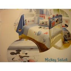 Edredón Mickey cuna