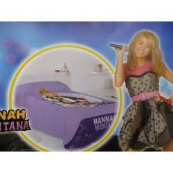 Copriletto Hannah Montana
